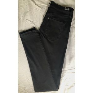 H&M Black High Waist Skinny Shaping Jeans
